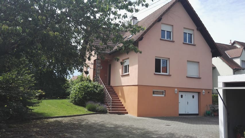 Au Lilas - Mundolsheim
