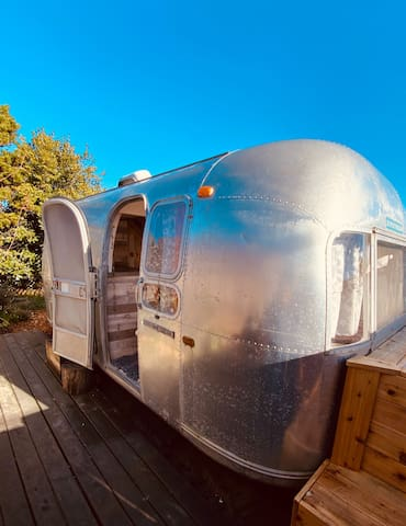 Airstream- Beach- Essential Workers only for now