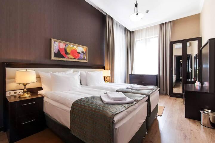 One-bedroom apartments - Gorki Gorod +540