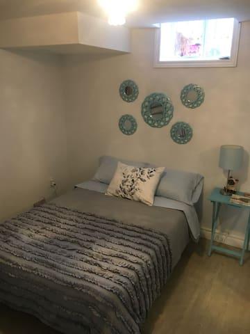 Seaside Place - One bedroom basement