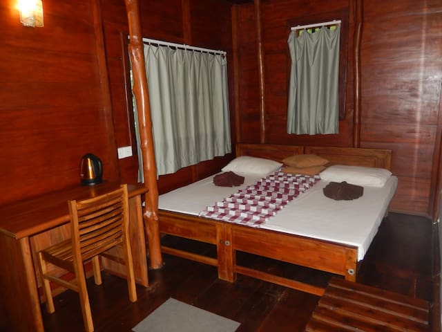 Superior Double Rooms at Birds Paradise Hotel
