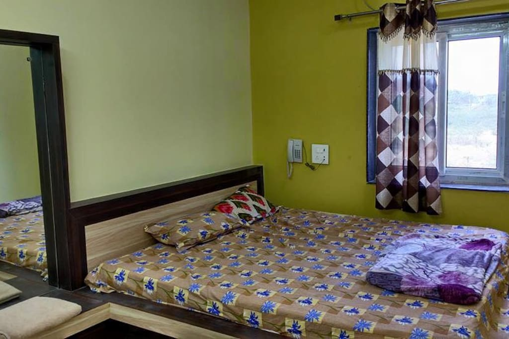 Deluxe A/C Rooms