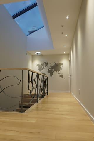 Entrada do Dormitório