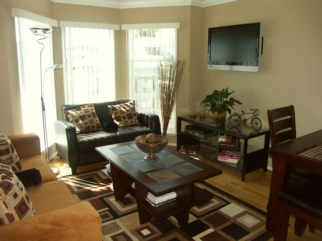 Nice apartment 3 blocks from Golden Gate Park