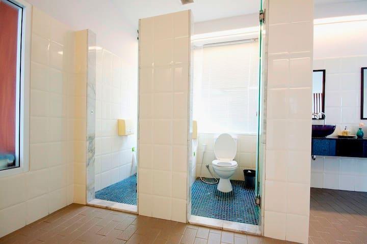 Private Single room 4 - Bangkok - Lägenhet