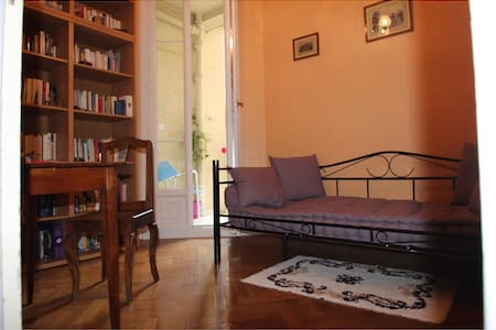 A small bedroom in the center of Nice - Nice - Apartment