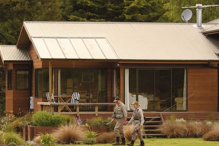 Tongariro Lodge Villas - Turangi