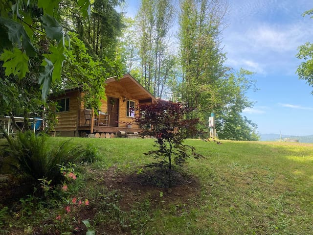 """""""BIG"""" Tiny House with Columbia River views"""