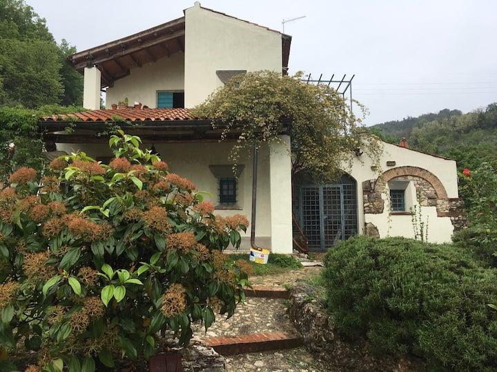 La casa dalle finestre turchesi