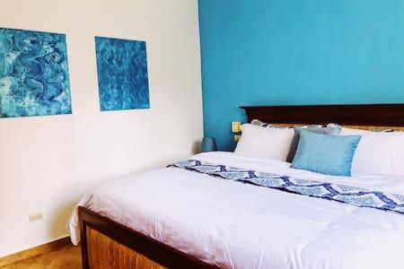 Bright Beachy King Apartment- Long/Short Term Rent