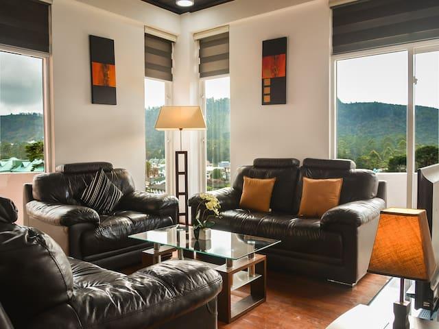 Panoramic Holiday Apartment - Luxury Duplex