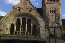 encore la belle gare de Metz