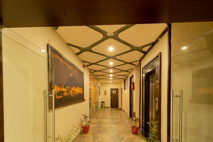 Deluxe Room (Hotel Siddhartha Inn)