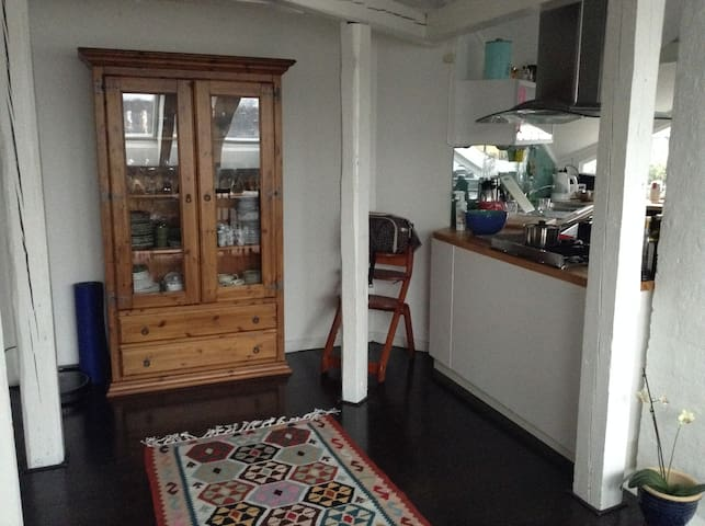 Amazing loft apartment in the heart of Grunerløkka
