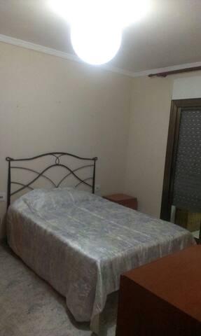 Habitación con cama doble - barcelona