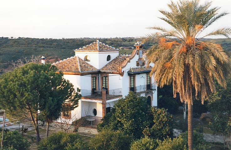 Hacienda San Felipe - Gerena - Almhütte