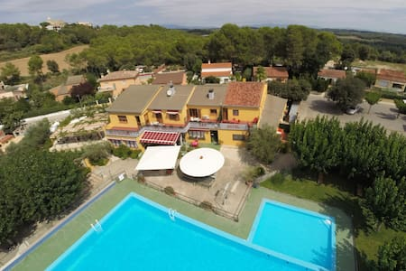 Habitación Doble con Baño - Bàscara