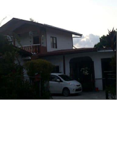 Seri Serbang Homestay Bongawan - Rumah