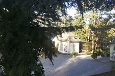 1-room apartment in historical building - Riehen