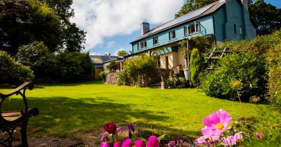 Ritson Farm, Halwell - Totnes - Dům