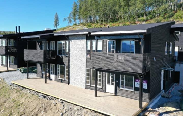 Fritidsleilighet 80kvm, Sogndal Skisenter Hodlekve