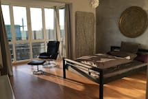 Zentrale und ruhige 1-Zimmer Wohnung auf Werder