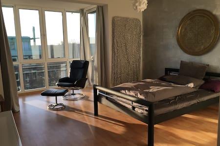 Zentrale und ruhige 1-Zimmer Wohnung auf Werder - 马格德堡 - 公寓