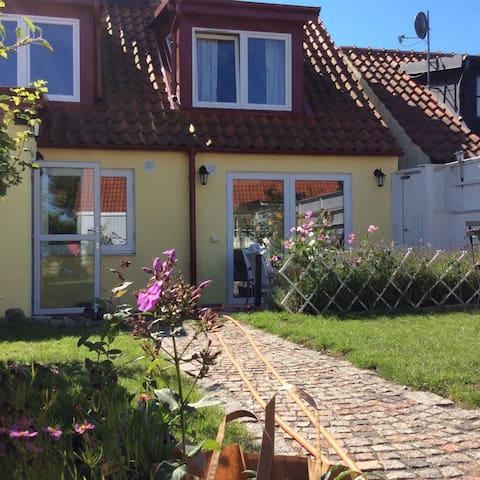 Charming house in old town Simrishamn
