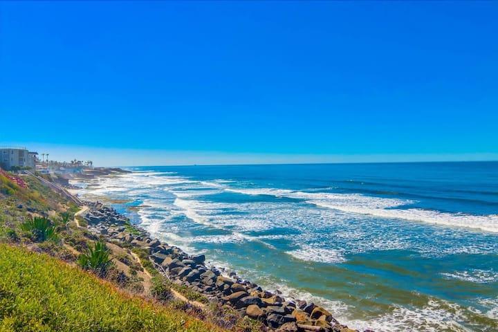 Remodeled & Spacious Apt Ocean Beach Sunset Cliffs
