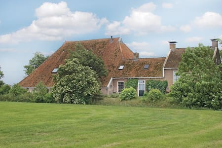 Former farm house with 7 bedrooms on 250m² in Boazum