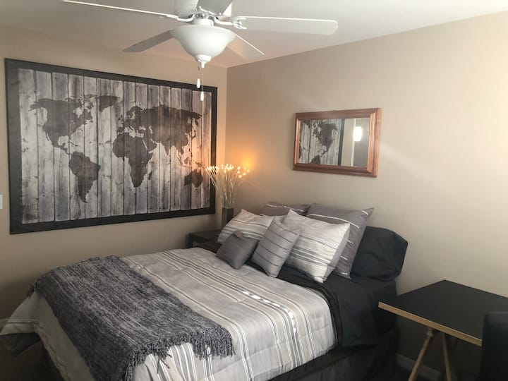 Cozy SW Las Vegas Bedroom