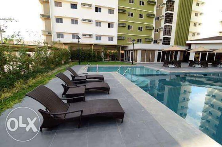 Studio Condo unit with Free Parking - Mandaue - Appartement en résidence