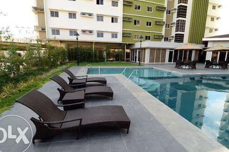 Studio Condo unit with Free Parking - Mandaue City - Appartement