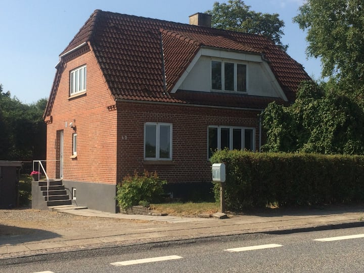 Nice house - close to Herning