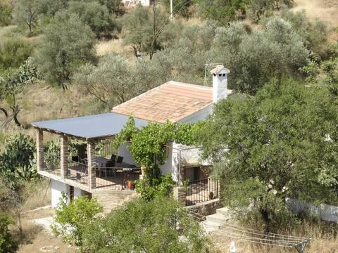 Holiday cottage El Olivo Comares