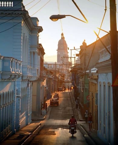 Central and Cozy House in Santiago de Cuba - Santiago de Cuba - Casa particular
