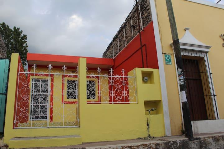 Casa Chula y Juanito