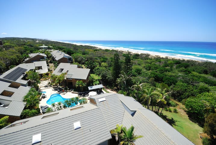 Absolute Beachfront - Peregian Beach - Casa adossada