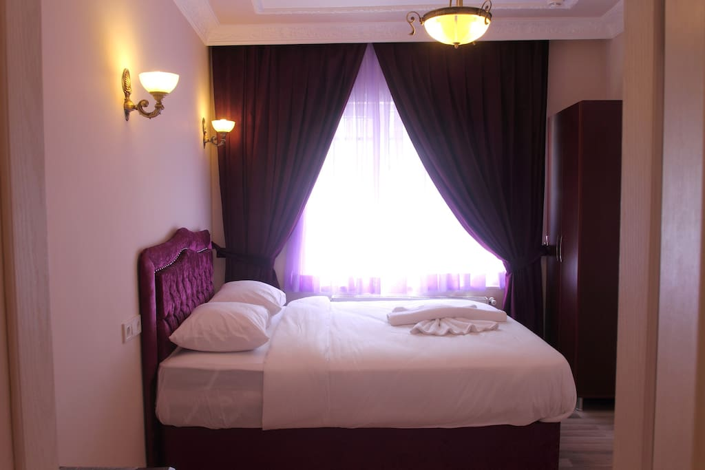 Emir Hotel Room Single & Double Room