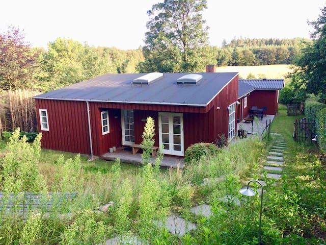 Midt i smuk natur mellem Ry og Silkeborg