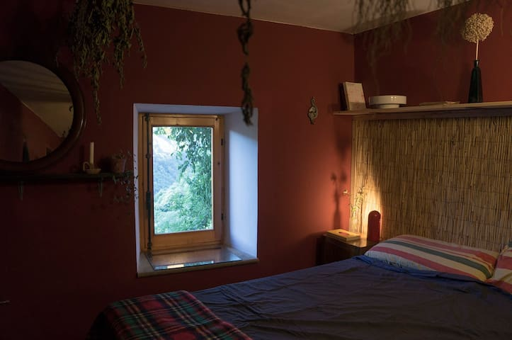 ARAN - The Red Room and the Woods - Ceres - Casa