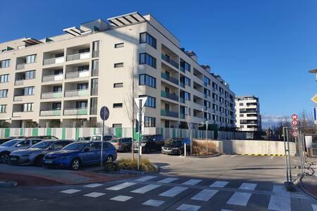 Modern stylish apartment with parking place Trnava