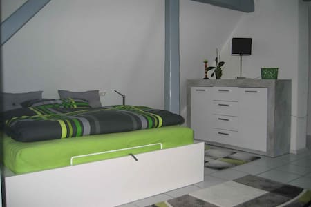 Moderne 1-Zi-Wohnung - Au am Rhein - Wohnung