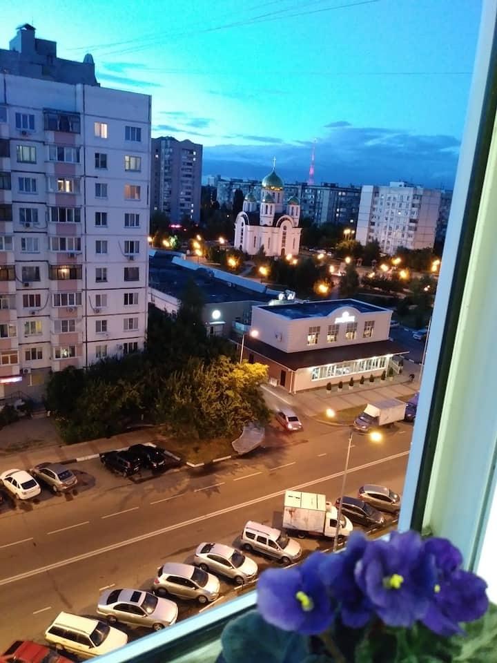 Very Russian 2 bedroom residence