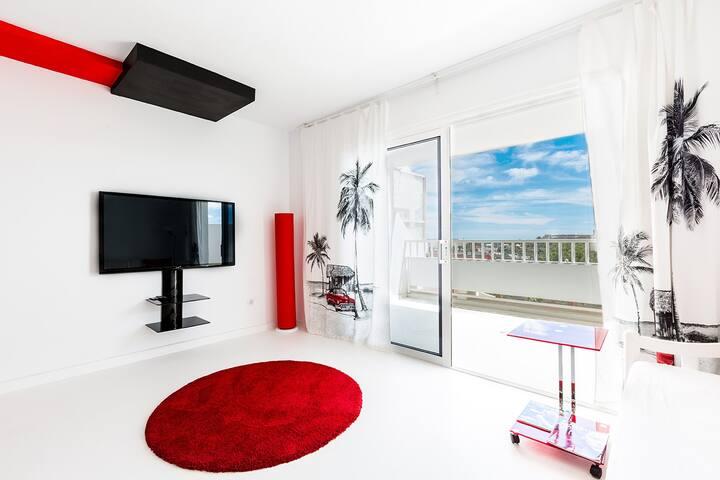 Apartamento Cherry 2+1 - Costa Teguise - Apto. en complejo residencial