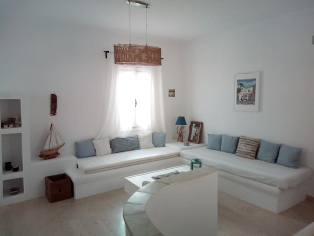 Traditional apartment by the sea