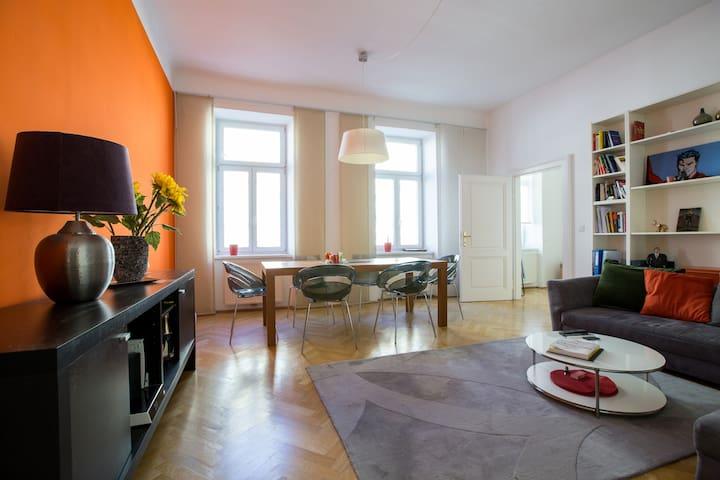 Classic & Cool Urban Living Vienna