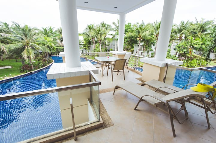 Luxury Apt. (A) in Hua Hin Sheraton - Ch-am - Apartamento