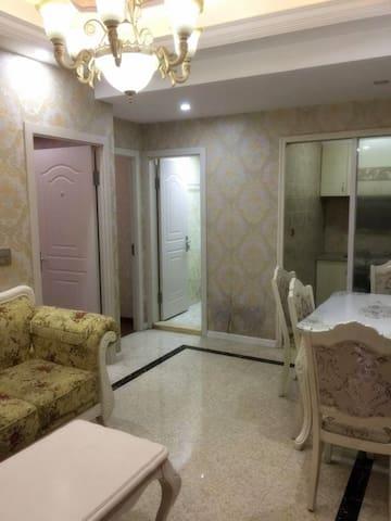内海好房,装修豪华,环境迷人 - Fuzhou - Haus