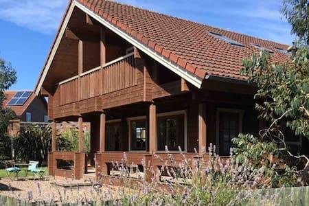 Druridge Bay Lodge, Family and Dog Friendly.